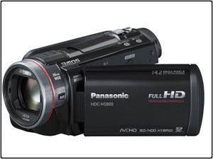 Panasonic HDC-HS900K
